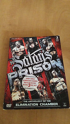 WWE: Satans Prison:The Anthology of the Elimination Chamber [3 Discs] wwf