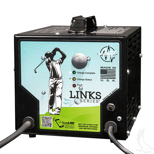 GOLF CART BATTERY CHARGER - LESTER LINKS SERIES