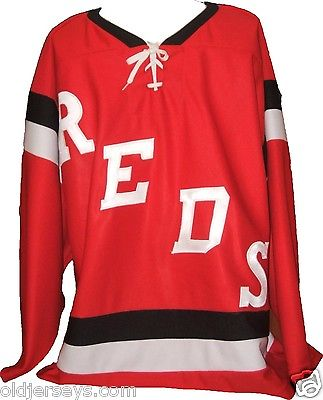 Providence Reds AHL 1960s Replica Hockey Jersey