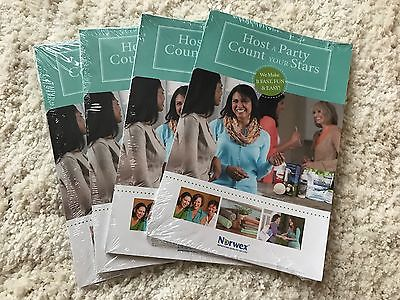 Norwex Consultant Host a Party Count Your Stars Catalogs- 20 NEW