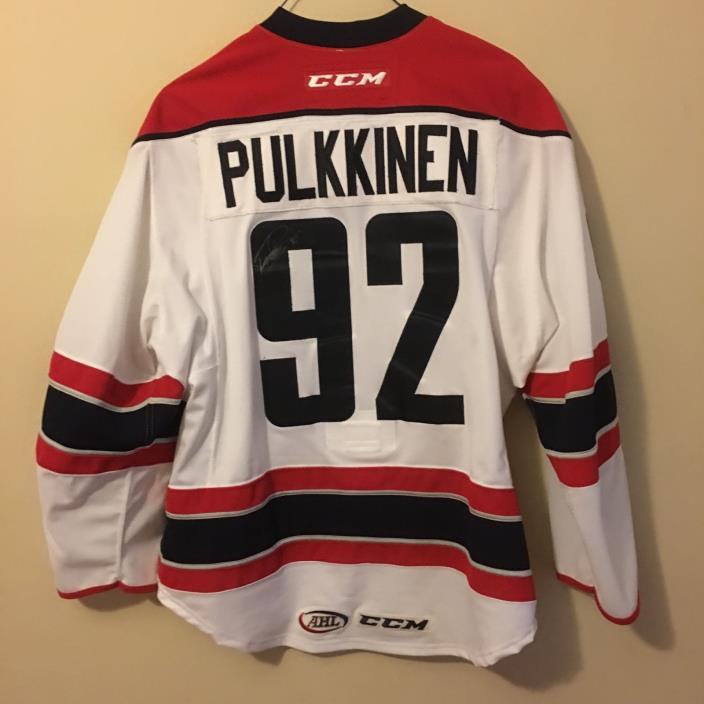 2015 AHL All Star Jersey - Pulkkinen
