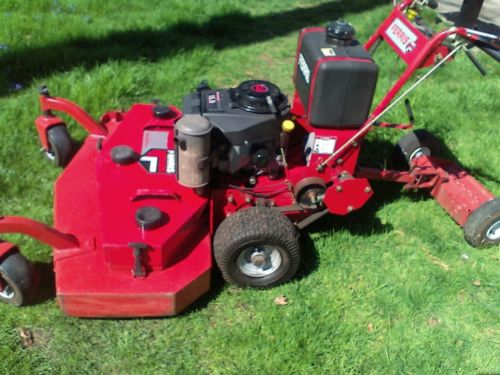 Ferris 15 HP walk behind mower