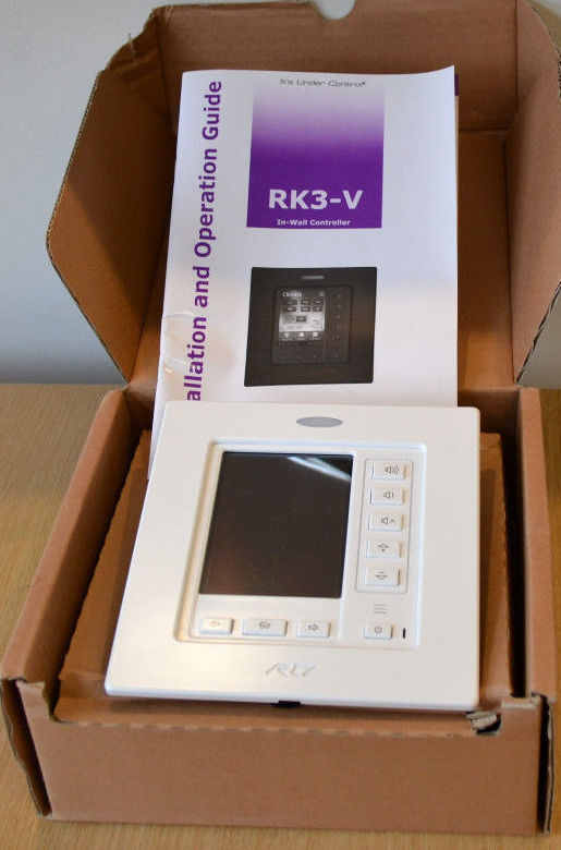 RTI RK3-V Unversal In-wall System Controller
