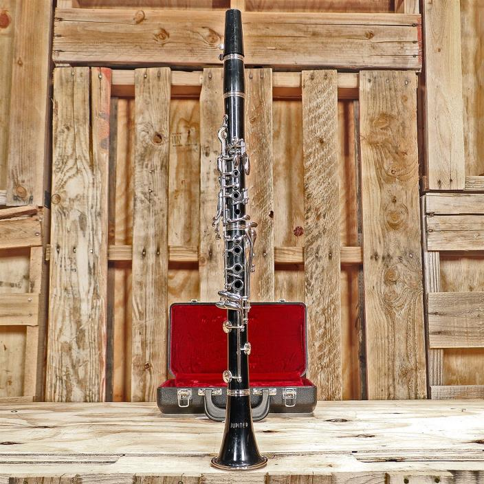 Jupiter JCL631 Student Clarinet Outfit USED