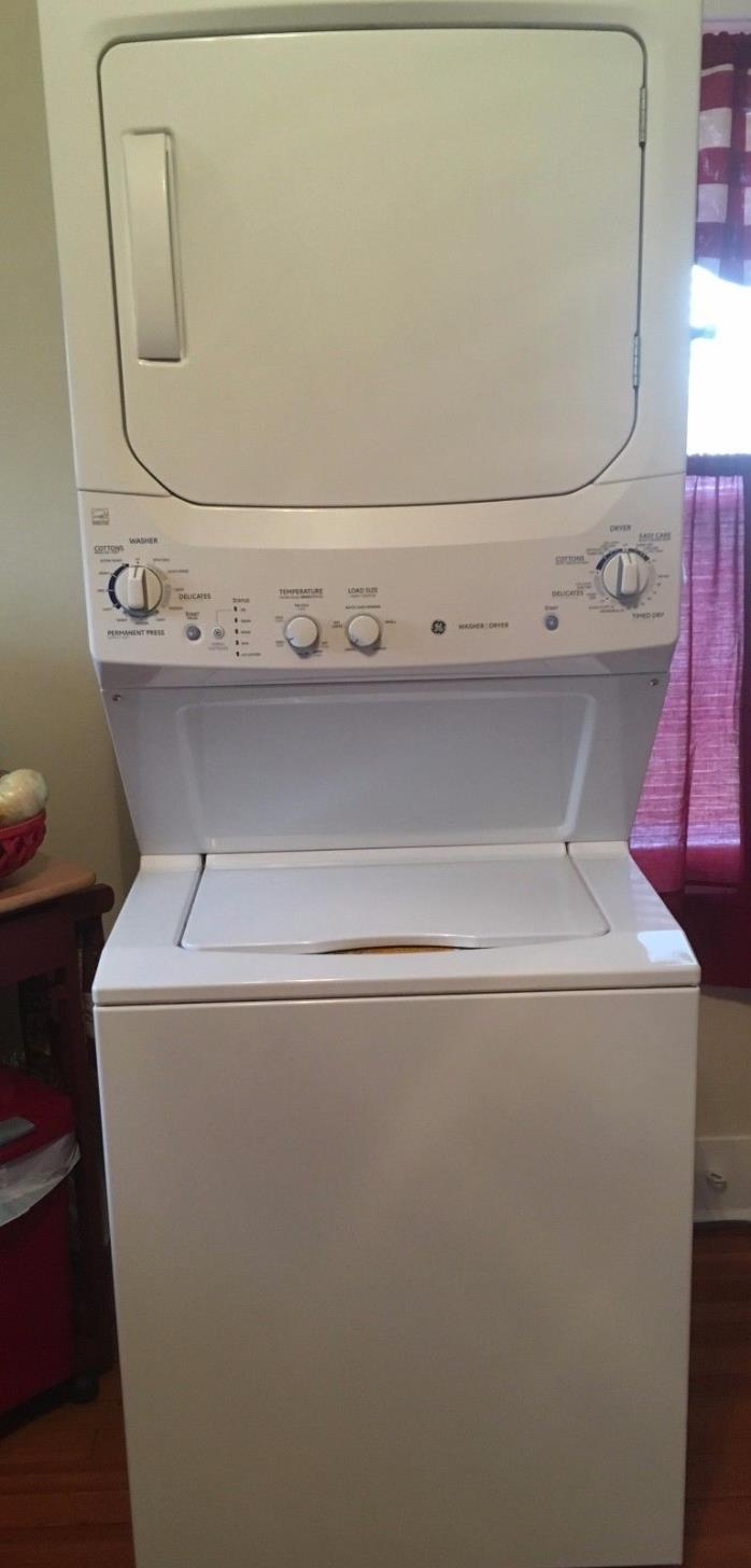 Ge Stackable Washer Dryer For Sale Classifieds
