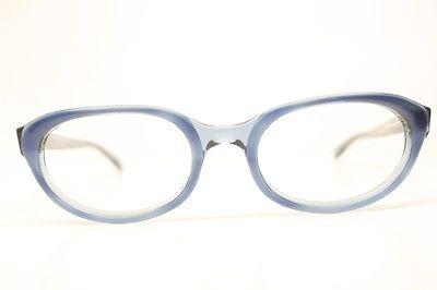 Unused Blue  American Optical Vintage Cateye Glasses