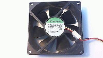Dell Precision T1700 Case Fan -SUNON KD1209PTS2 12V 1.7W 3Wire Case Cooling Fan