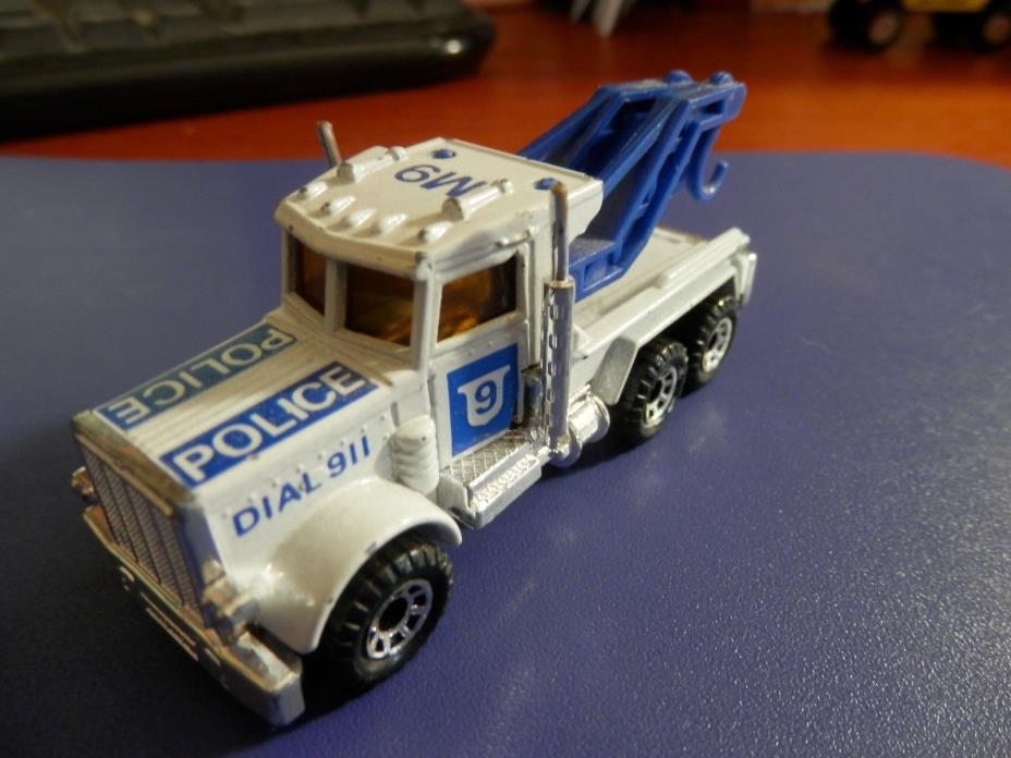 Matchbox #61 Peterbilt Wreck Truck