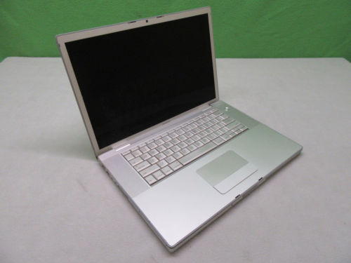 Apple A1206 Laptop *Sold As Is For Parts*