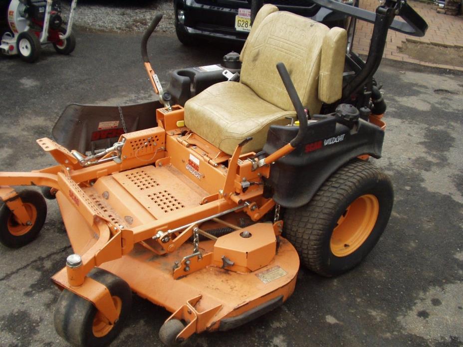 Scag Wildcat mower