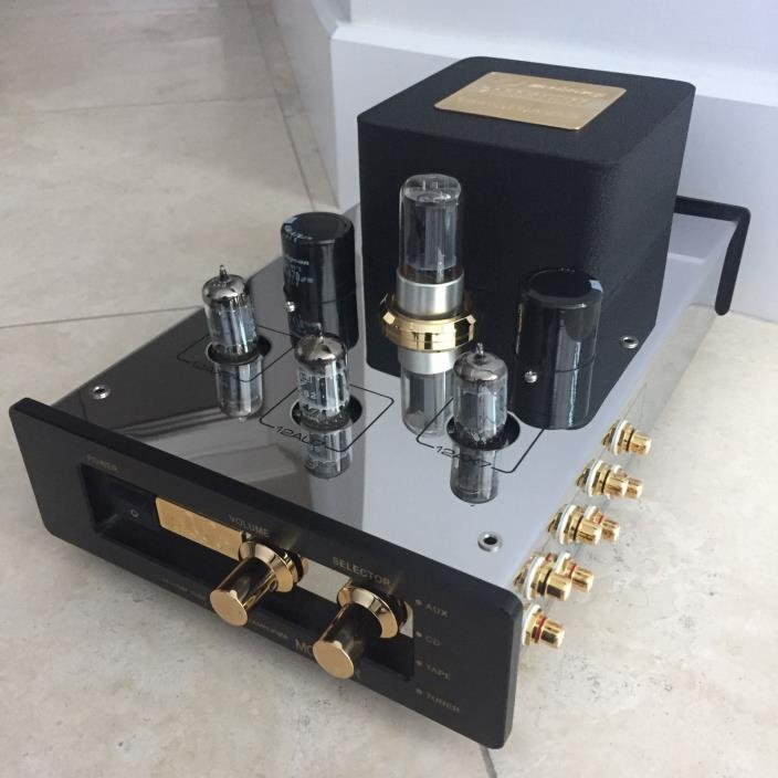 Meixing Ming Da MC-3R Rectifying Tube Preamplifier