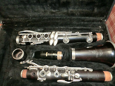 Boosey and Hawkes edgeware clarinet