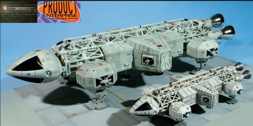 Space:1999 from Deluxe Eagle Product Enterprise ( Catalog ) Iconic Replicas LTD