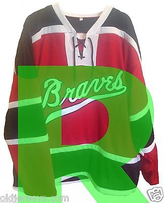 Boston Braves AHL Replica Hockey Jersey