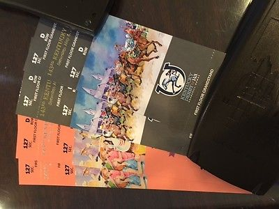 2017 Kentucky Derby Tickets 05/06/17 (Louisville) and Kentuck Oaks Tickets May 5