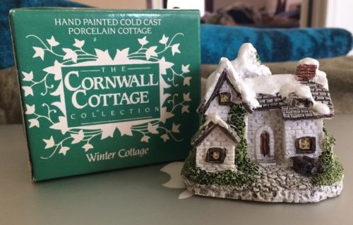Cornwall Cottage Collection Winter Cottage - 1987 BH01