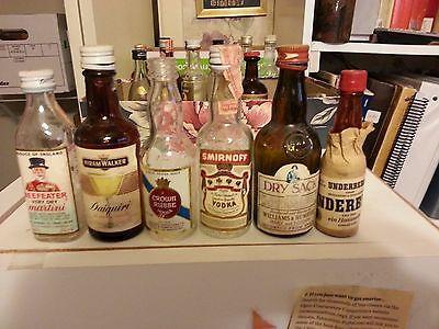 Mini Bottles Liquor For Sale Classifieds