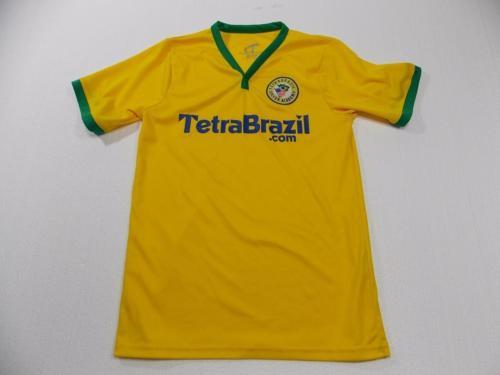 TETRA BRAZIL SOCCER ACADEMY WOMEN'S SMALL JERSEY