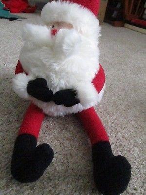Christmas Santa sitting decoration 16