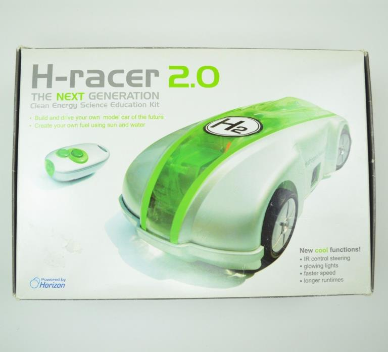 Horizon Fuel Cell Car Science Kit Manual
