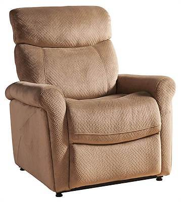 Transitional Power Reclining Lift Chair in Brown [ID 3516296]