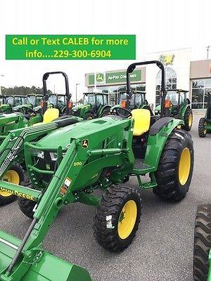 2017 John Deere 4044M Utility Tractors