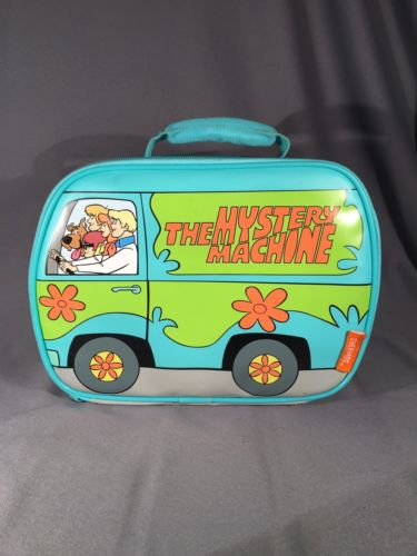 Mystery Machine Vinyl Lunch Box Scooby Doo