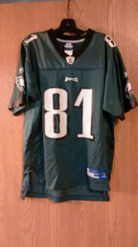 Reebok Terrell Owens #81 Philadelphia Eagles NFL Jersey Youth L 14-16