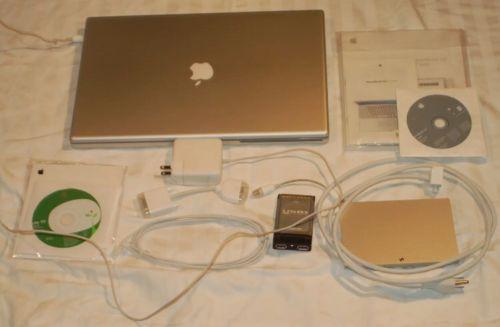 Apple PowerBook G4 17