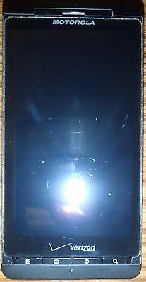 Motorola Droid X Verizon Black Smart phone MB810