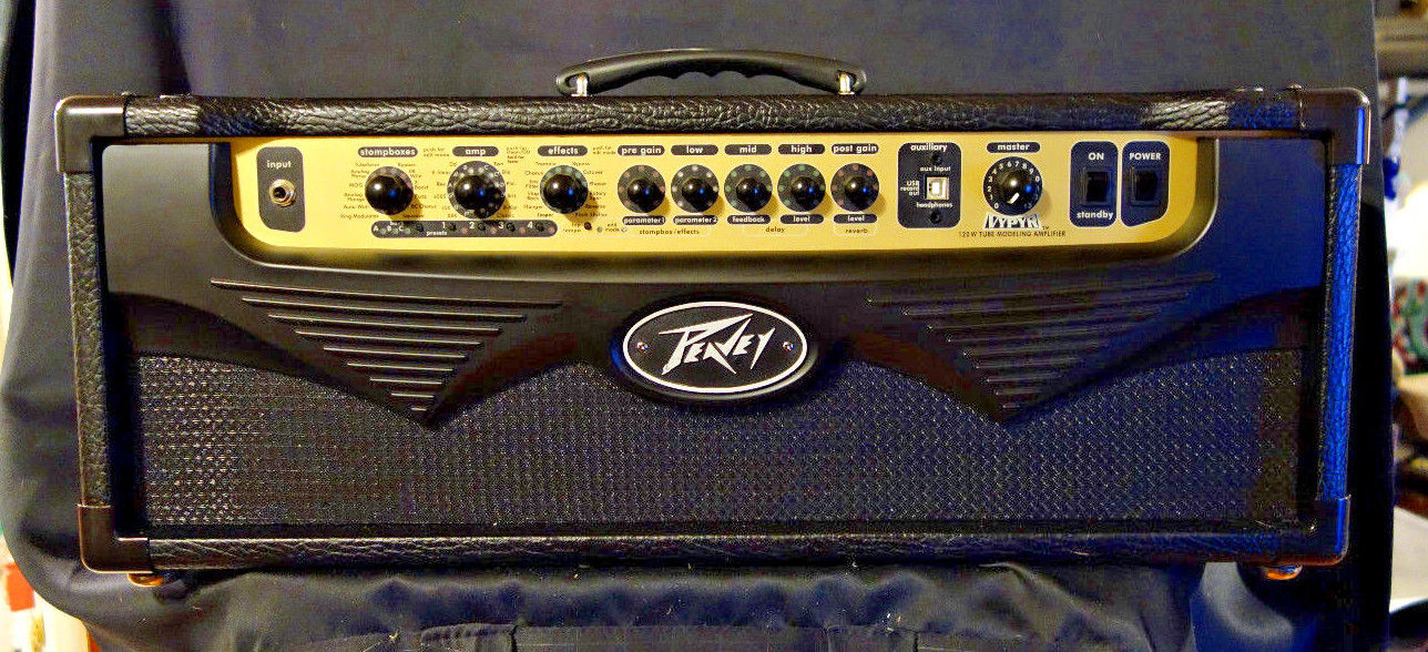 Peavey Vypyr Tube 120 watt Guitar Amp Head