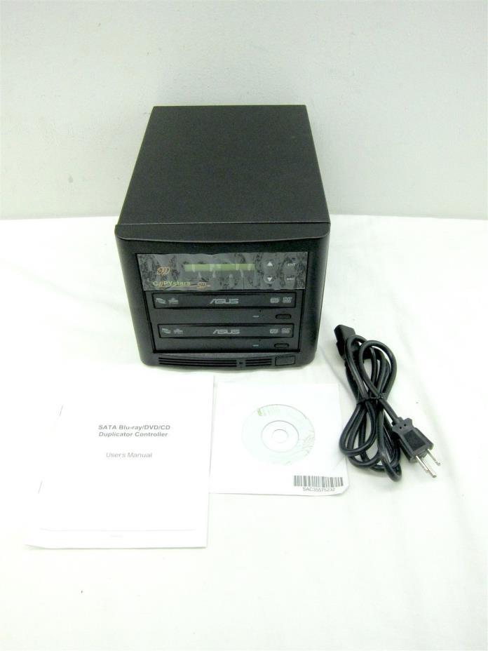 Copystars DVD Duplicator CD DVD Burner 1 to 1 Copier Value Tower