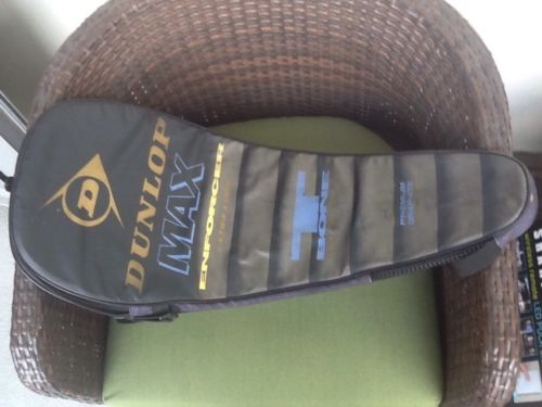 Dunlop Max Enforcer tennis racquet extra long COVER ONLY