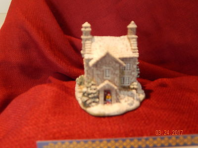Deeded Lilliput Lane PATTERDALE COTTAGE from Lakeland Christmas Collection 1995