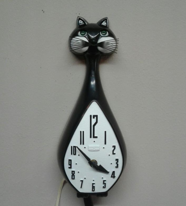 Cat Clock Tail For Sale Classifieds