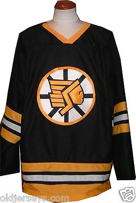 Springfield Indians (Boston) AHL Replica Hockey Jersey