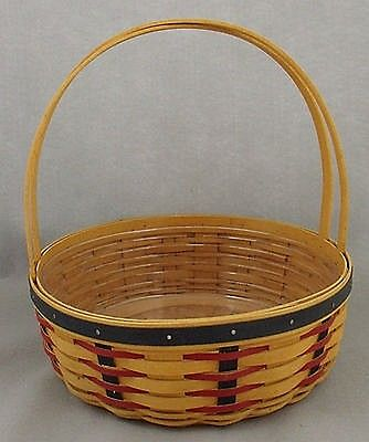 Longaberger 2002 All-American Collection Casserole Basket with Protector