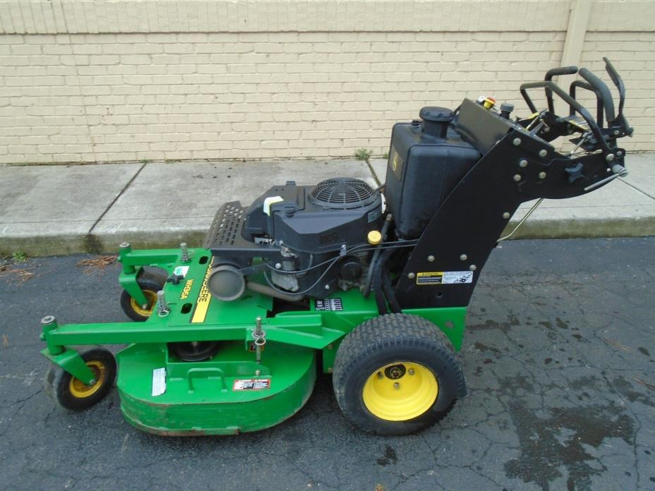 2015 JOHN DEERE WH36A WALK BEHIND COMMERCIAL MOWER 36