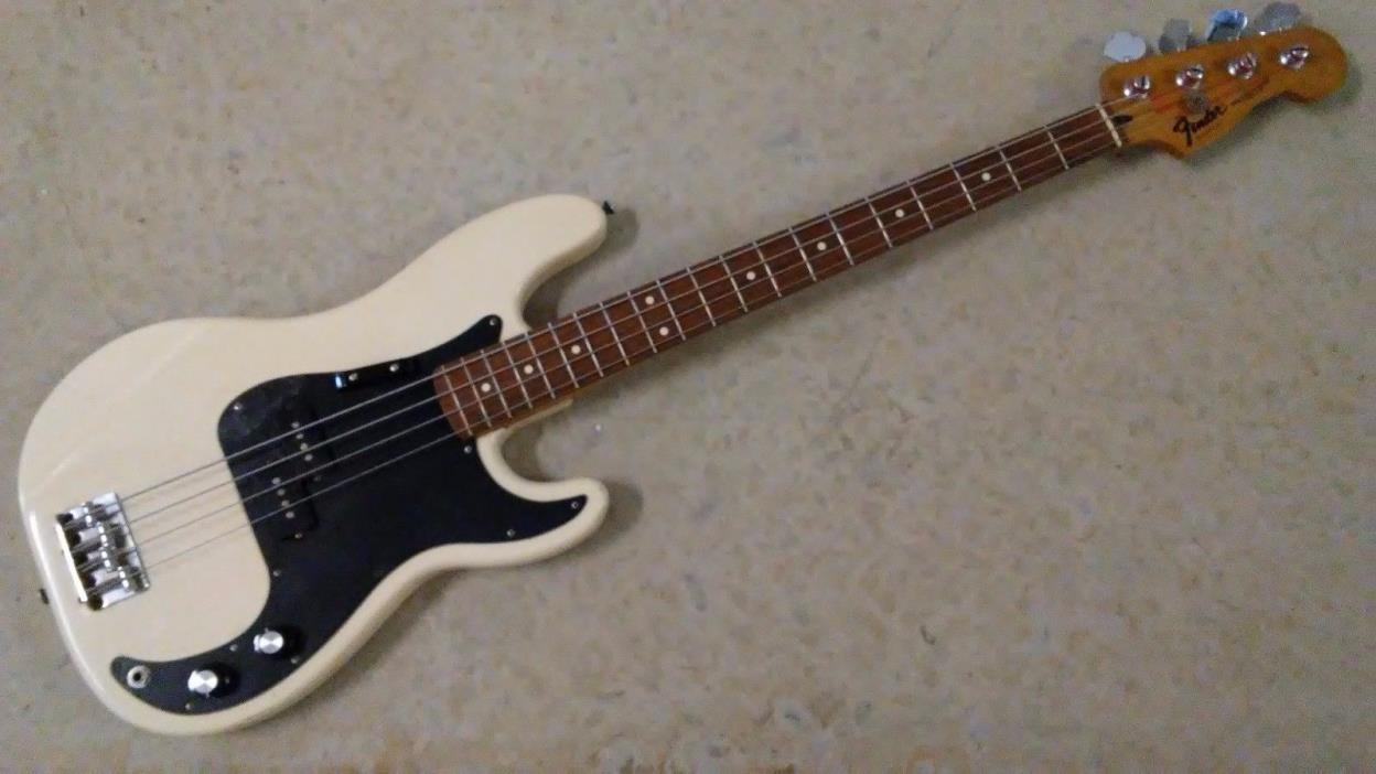 1996 Fender Precision P Bass Mexico Made MIM