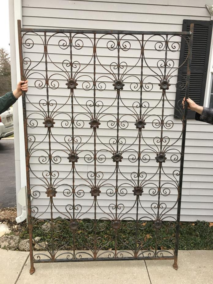 wrought iron panels for sale classifieds. Black Bedroom Furniture Sets. Home Design Ideas