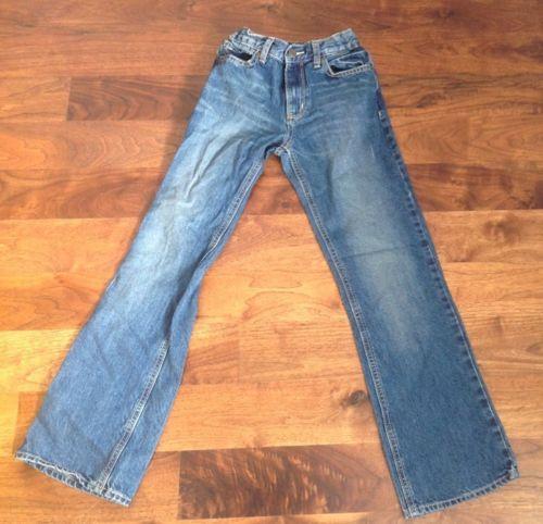 boys size 12 boot cut jeans