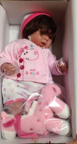 Paradise Galleries Lifelike Realistic Baby Doll, Tall Dreams Ensemble