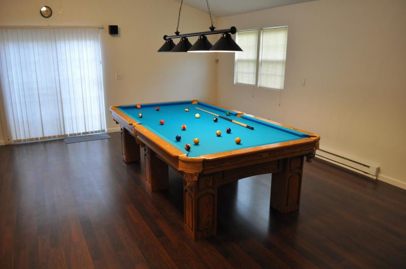 9 Ft. Connelly The Ultimate Pool Table