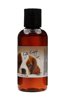 Eye Envy Non-Refrigerated (NR) 4oz Tear Stain Remover Solution for Dogs
