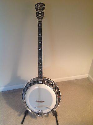 4 String Plectrum Banjo