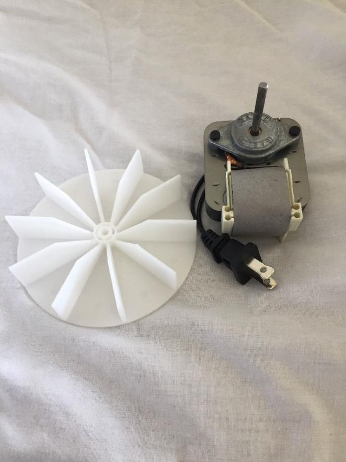 Electric fan motor for sale classifieds for Universal electric company replacement motors