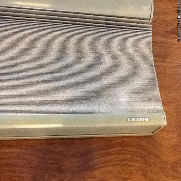 Graber Pleat Cellular Shades