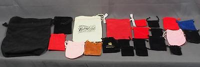 Lot of 22 Jewelry Gift Bags