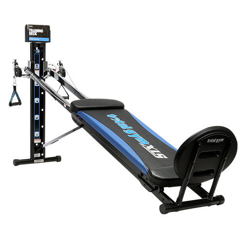 Total Gym XLS New In The Box With Accessories And DVDs
