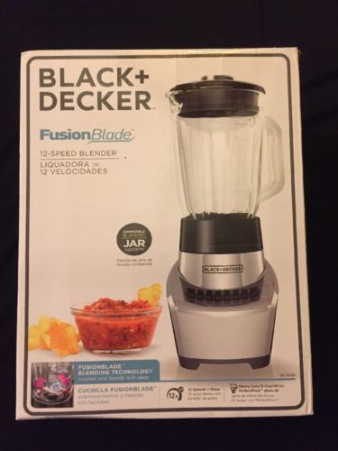 Black & Decker BL1111SG-FSP 12-Speeds Blender